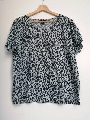 Shirt im Leopardenmuster