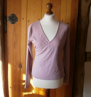 Wraparound Shirt pink