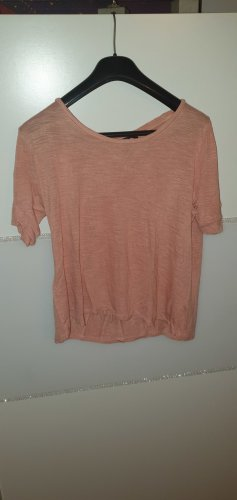 Shirt in Apricot