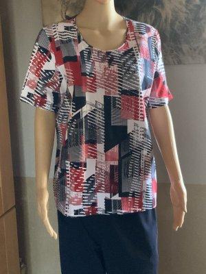 BARBARA LEBEK T-shirt multicolore Viscosa