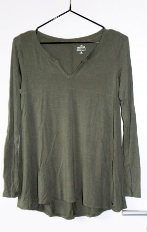 Shirt in khaki