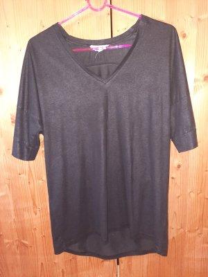 Shirt in leder optik yaya