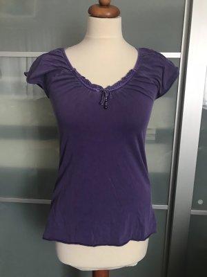 Shirt in lila