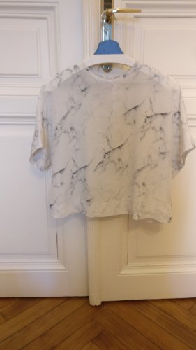 Shirt in Marmor Marble Optik