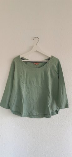 Review Cropped Shirt multicolored
