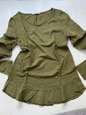 "Shirt in oliv , Größe  S, Neu - rich&royal ""aktuelle Saison """