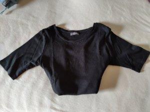 C&A Yessica Chemise côtelée noir