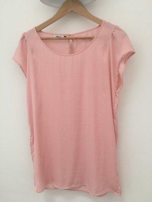 Shirt in rose