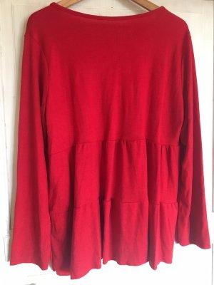 Shirt in rot Ballonart Neu! Bis 46 tragbar