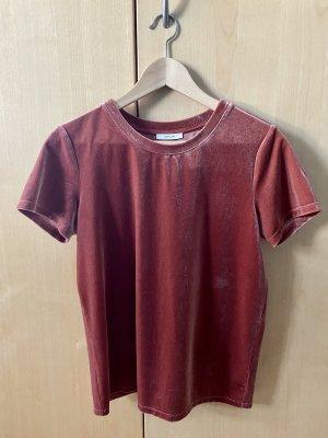 Opus Camiseta rojo frambuesa