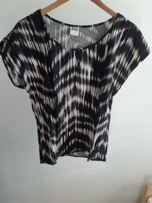 Vero Moda Shirt met print zwart-wit