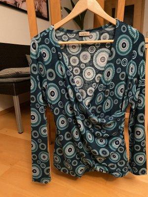 Shirt in Wickeloptik von Qiéro
