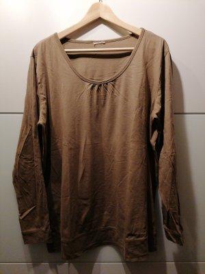 Shirt Khaki Oversized