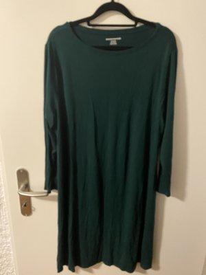amazon essentials Sukienka o kroju koszulki leśna zieleń