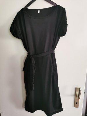 Misonlly Robe t-shirt noir