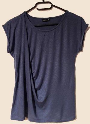 Shirt, kurzärmlig, U-Schnitt, Gr. 36/38
