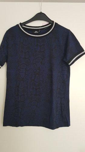 Shirt ,Kurzarm dunkelblau Gr M (40)