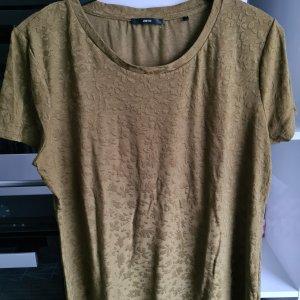 Shirt Kurzarm grün