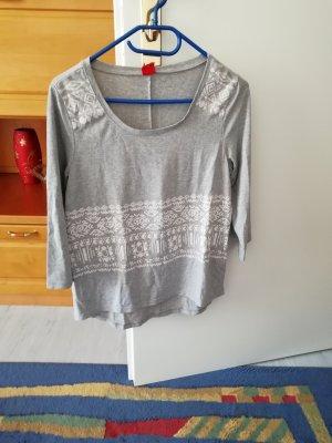 Shirt lang Gr. 34
