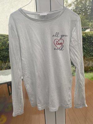 Shirt Langarmshirt Gr S