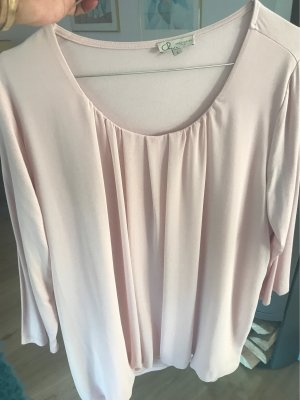 Chelsea Rose NYC Boatneck Shirt dusky pink
