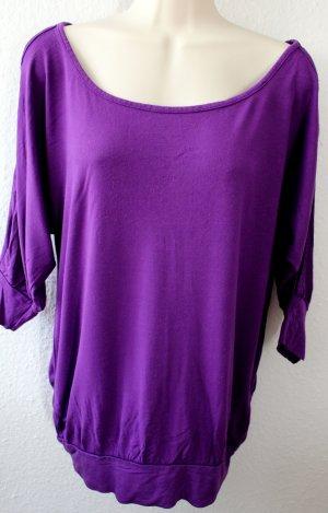 Shirt, lila