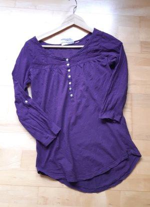 Shirt lila Gr.S von H&M