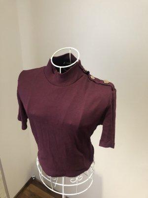 Shirt lila neu