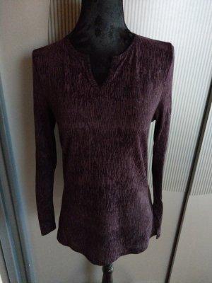 Shirt lila oui