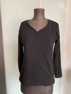 Shirt Longsleeve Gr 38 40 M von C&A
