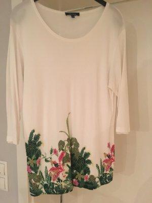 Shirt, Longtop der Marke Hämmerle, wie neu
