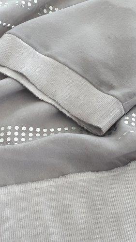 M.X.O Maglia batik grigio chiaro