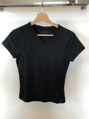 Mammut T-shirt de sport noir