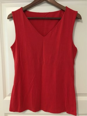 Shirt Max Mara Weekend Gr 38 rot