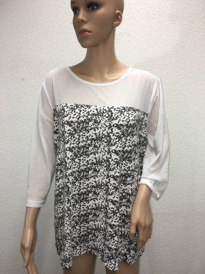 Paola! Camisa de malla multicolor Viscosa