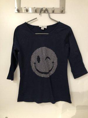 Shirt mit 3/4-Armen