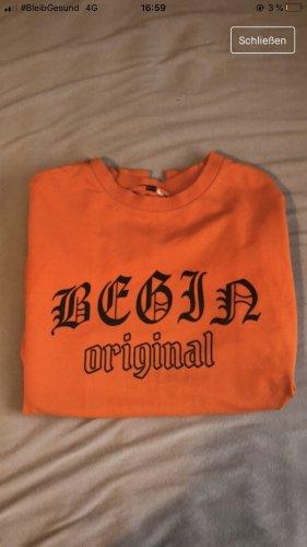 Shirt mit Aufschrift