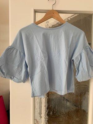 Shirt mit Ballon-Ärmel