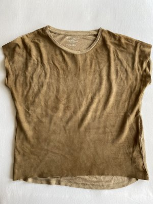 Majestic Basic Top bronze-colored