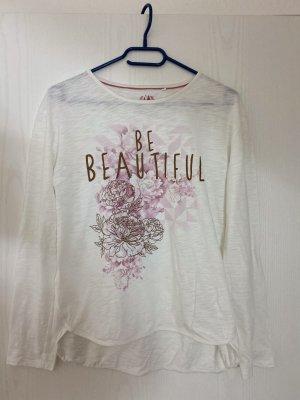 Shirt mit Blumen