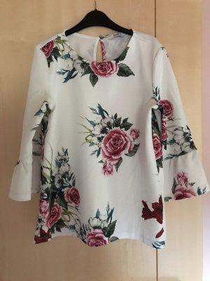 Shirt mit Blumenprint