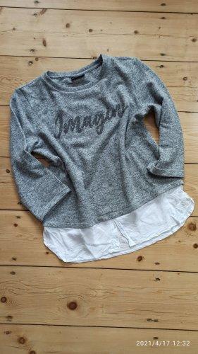 Shirt mit Bluseneinsatz C&A S