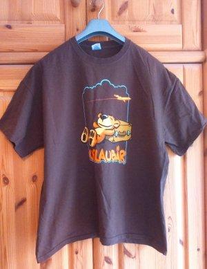 Shirt mit Comic-Print