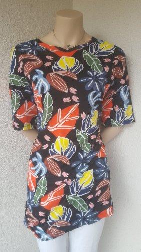 Shirt mit coolem Druck von Zara - Gr. S