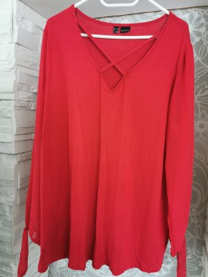 Bodyflirt Tunic red
