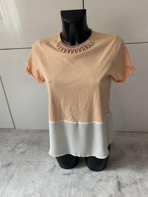 Shirt mit edlem Schmuckkragen