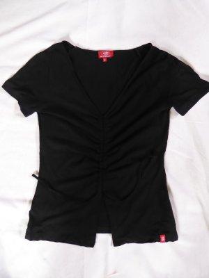 Shirt mit einstellbarer Raffung von edc by Esprit
