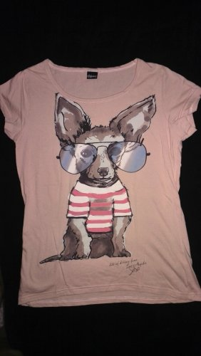 Chillytime Shirt dusky pink