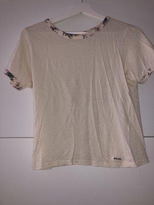 Shirt mit gemustertem Kragen