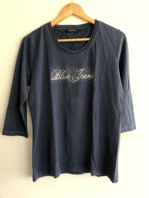 Shirt mit Glitzer-Aufdruck